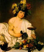 Caravaggio's Bacchus