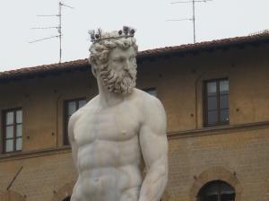 Ammanati's Neptune in Florence
