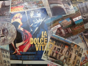 Federico Fellini Movie La Dolce VIta