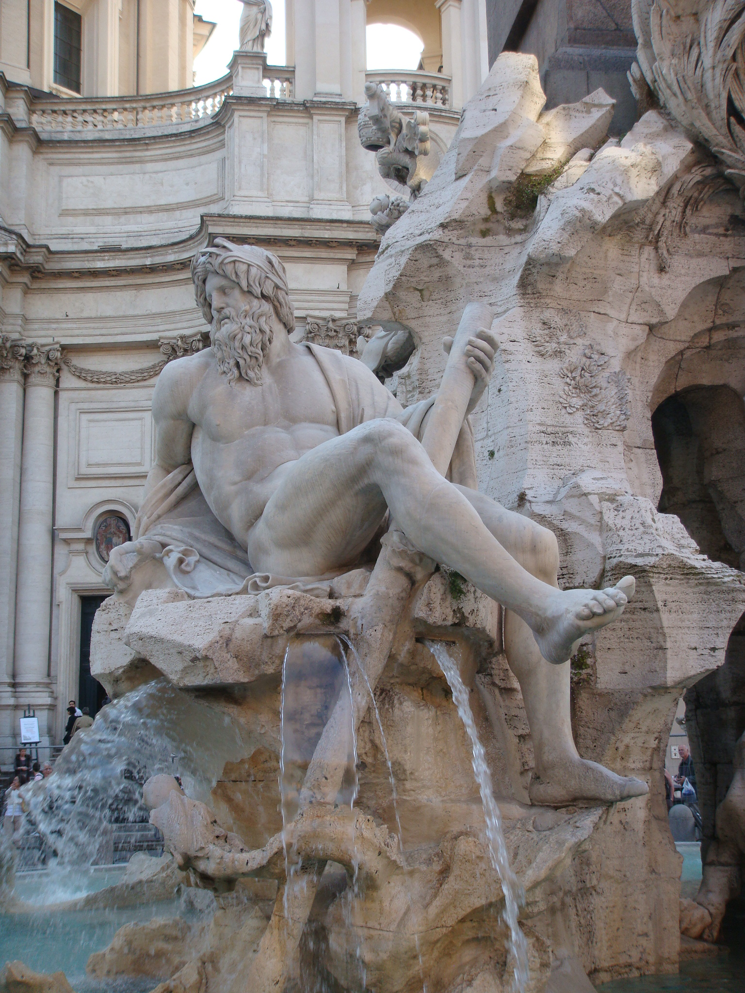"The Truth about Bernini's Baroque ""Fountain of the Four ..."