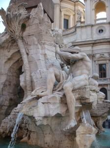 Bernini's Piazza Navona
