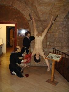 Torture Museum in San Gimignano