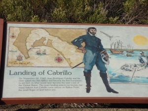 Cabrillo National Monument in San Diego California