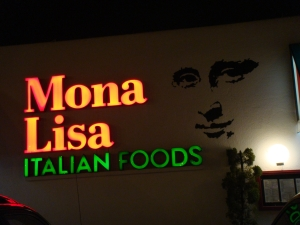 Little Italy in San Diego California
