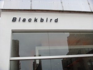 Blackbird Restaurant in Chicago
