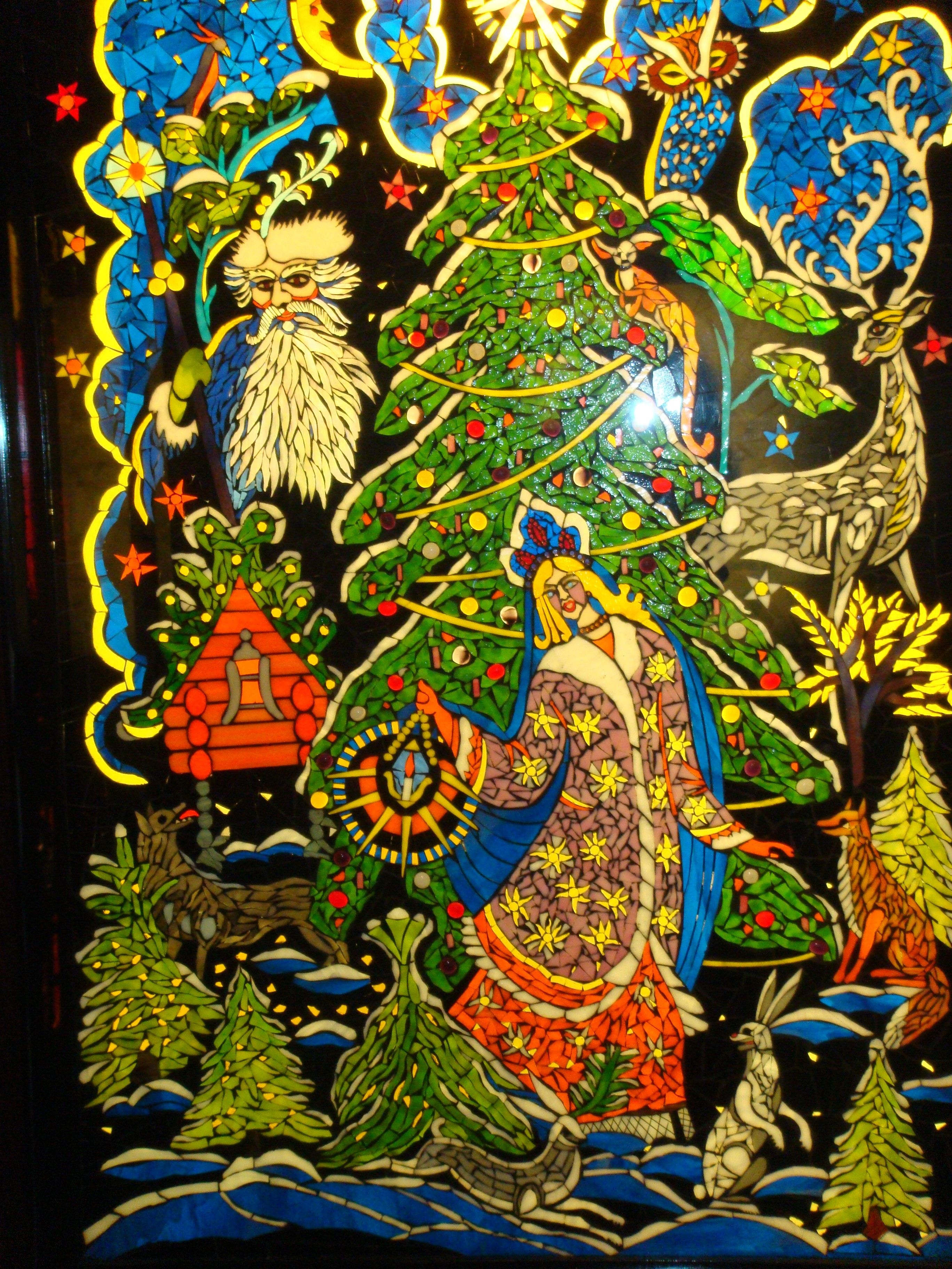 Visit Chicago's Museum of Stained Glass at Navy Pier ...