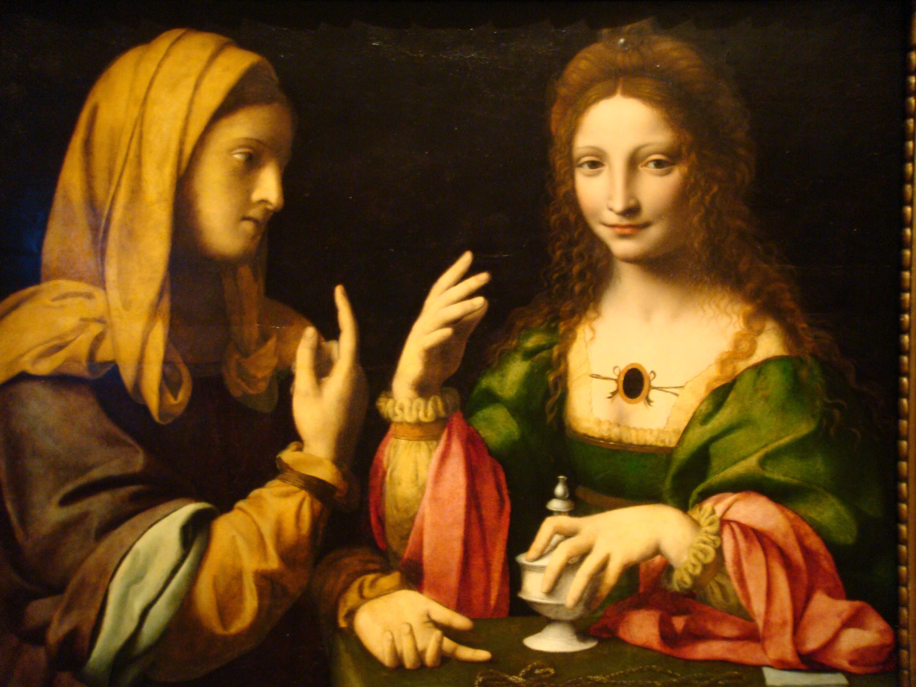Vino Con Vista Loves Italian Renaissance Art