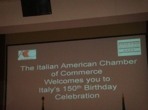 Chicago celebrates Italy's 150th birthday
