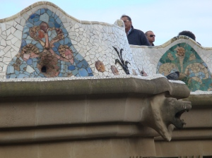 Par Guell in Barcelona