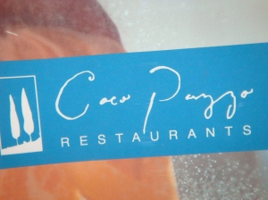 Coco Pazzo in Chicago