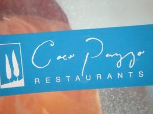 Coco Pazzo in Chicago