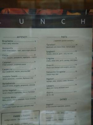 Chicago Italian Restaurants