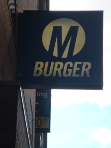 Burgers in Chicago