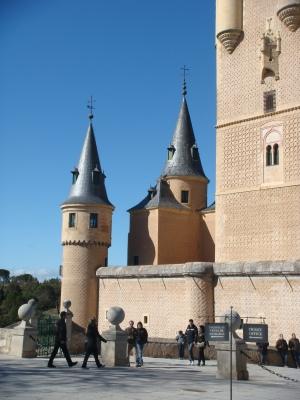 Segovia Spain