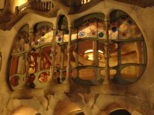 Gaudi's Barcelona Spain