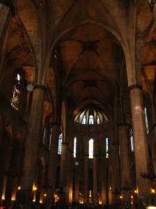 Gothic Church of Santa Maria del Mar