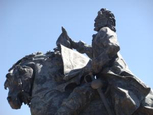 Founder of Albuquerque