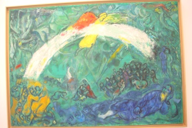 Chagall Museum in NIce France