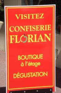 Sweet Shop in NIce France