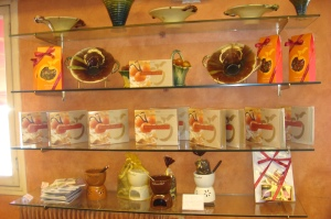 Famous Sweet Shop in Nice called the Florian