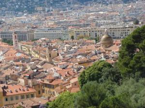 VIno con Vista Nice France