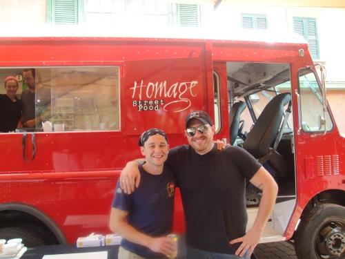 Food Trucks in Chicago