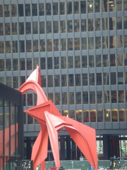 Downtown Chicago Sculpture