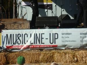The Hideout at Harvest Design Festival 2011
