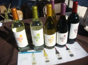 The Naked Grape Winery at Havest Design Festival