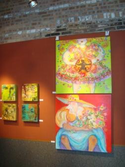 Ravenswood Artwalk 2011 in Chicago
