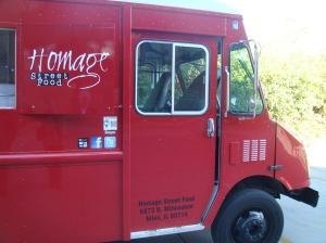 Homage Food Truck