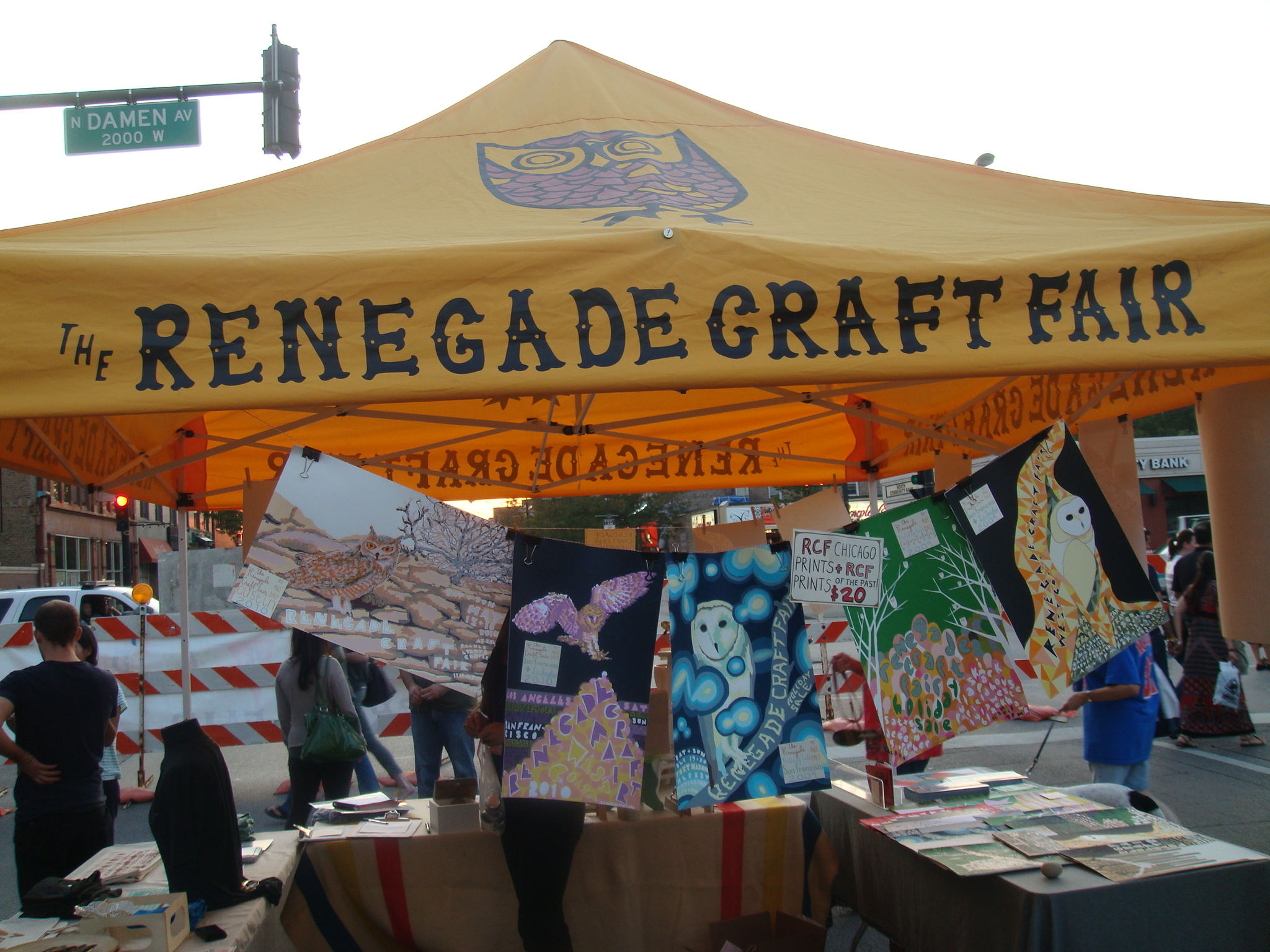 Renegade Craft Show Austin