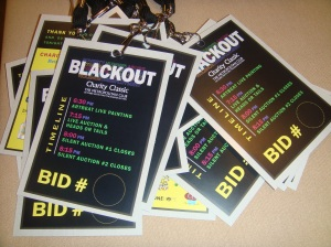 Blackout Chicago Charity Event 2011