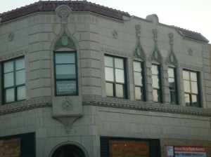 Architecture in Andersonville