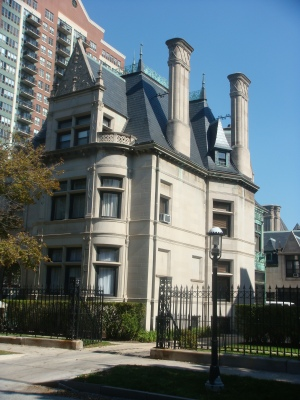 William W. Kimball Home on Chicago's Prairie District