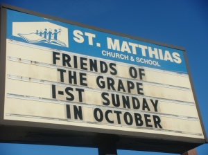 Friends of the Grape 2011