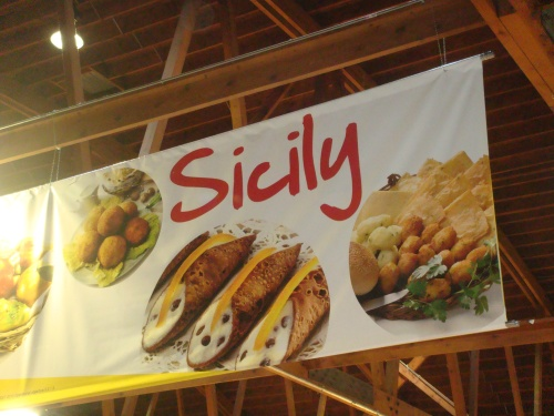 Food lin Sicily