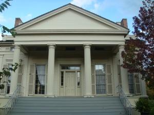Clarke House Museum Exterior