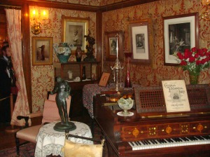 Glessner House restored Parlor