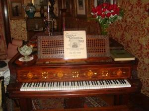 Glessner House original Parlor Piano