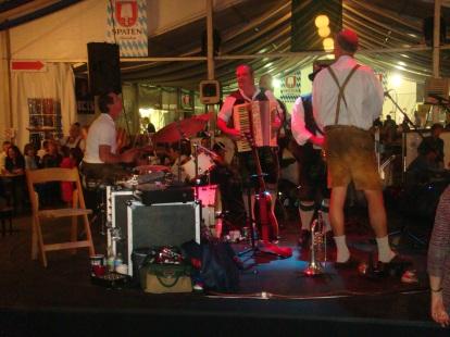Navy Pier October Fest 2011
