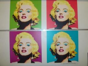 Marilyn Monroe at the Art Institute