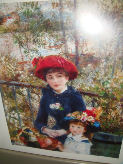 Renoir at the Art Institute of Chicago