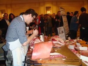 Cochon 555: Chicago Butcher Demo