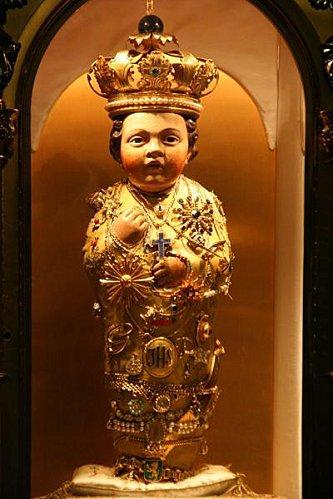 Santo Niño de Santa María in Aracoeli S-XX Holybaby