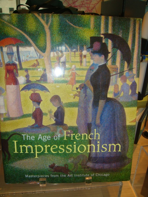 Learn about French Impressionism at the Art Institute in Chicago