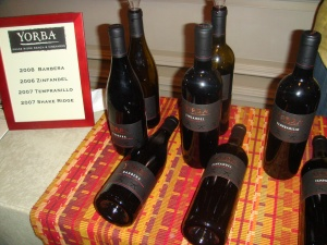 Cochon 555: I loved Yorba's Barbera!