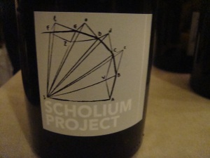Cochon 555: Scholium Project Wine