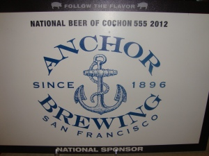 Cochon 555: Anchor Brewing