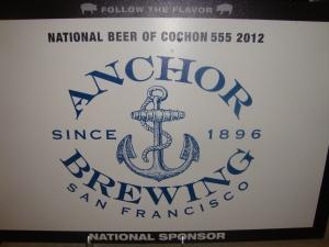 Cochon 555: Anchor Brewing